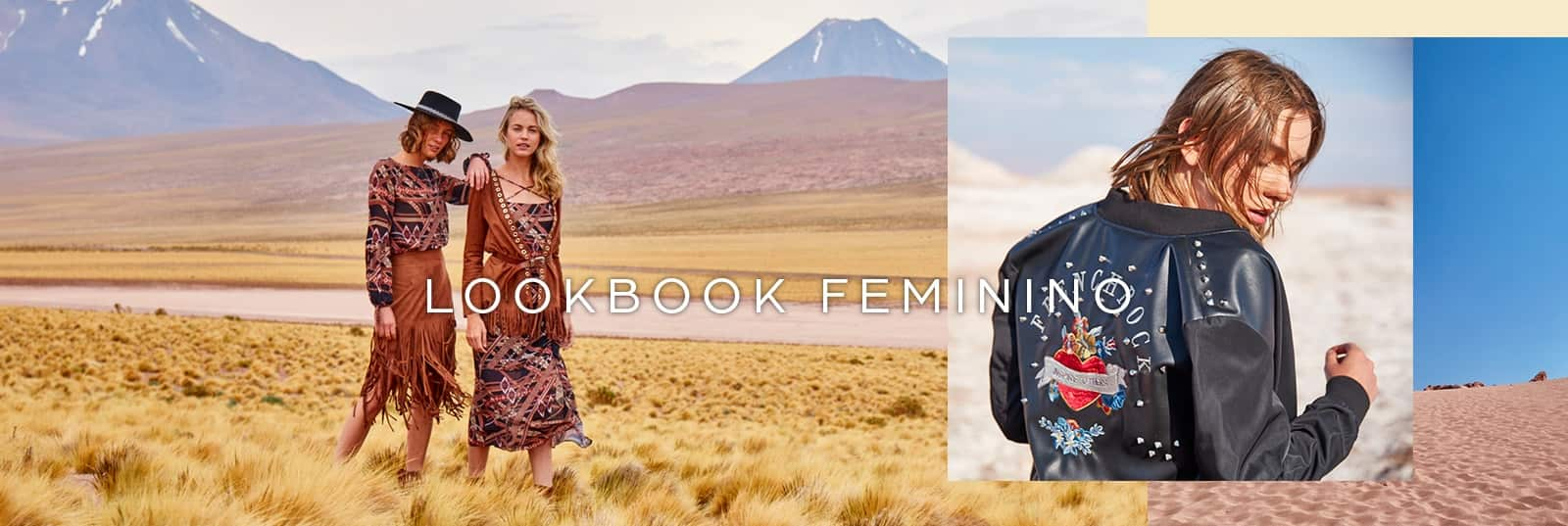 Lookbook Feminino
