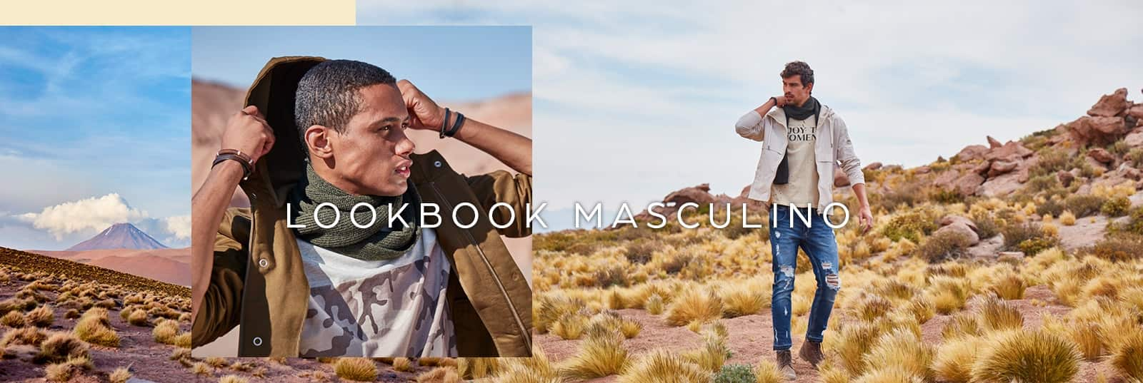 Lookbook masculino