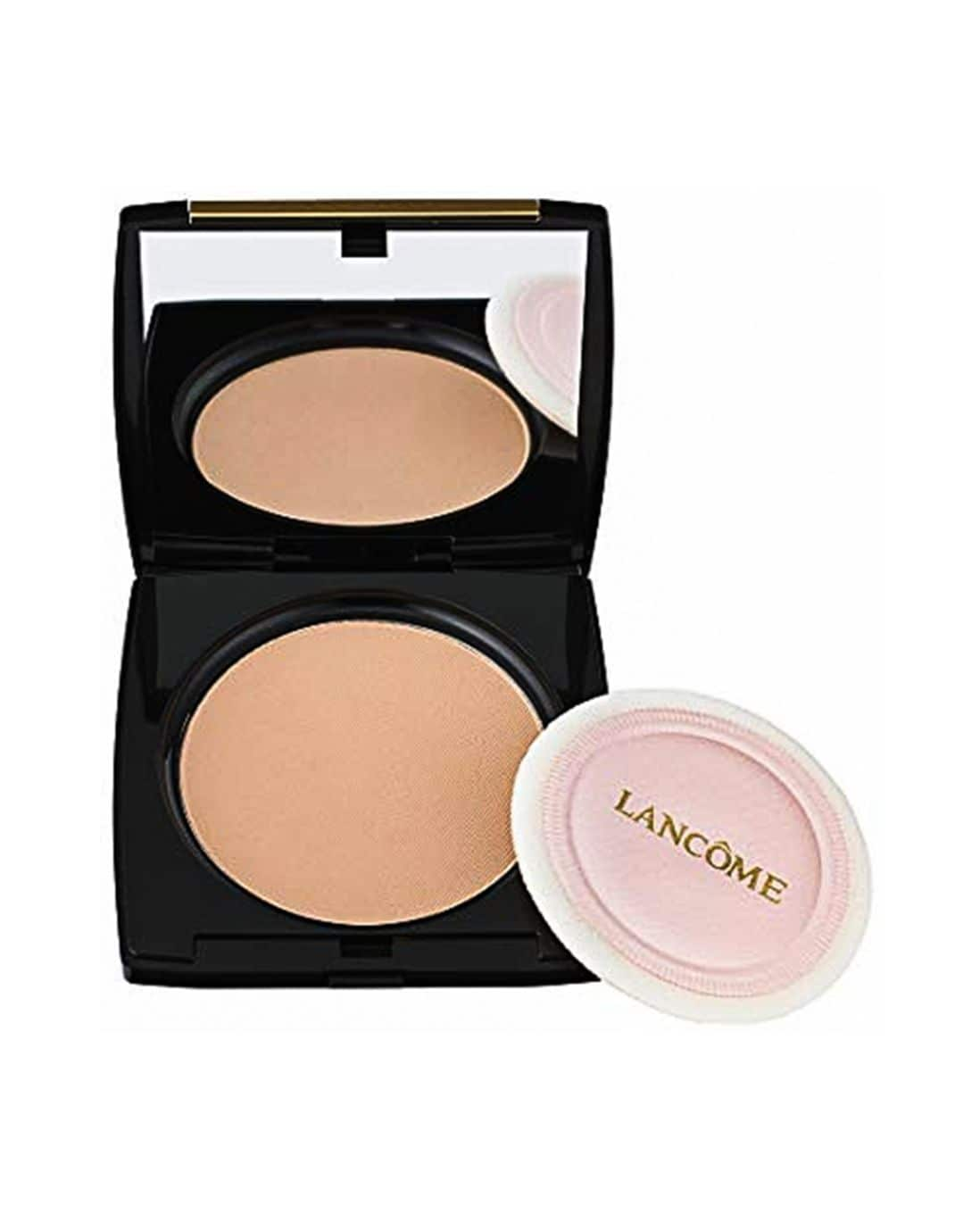 Base em Pó Dual Finish Foundation Lancôme Wheat II 19g