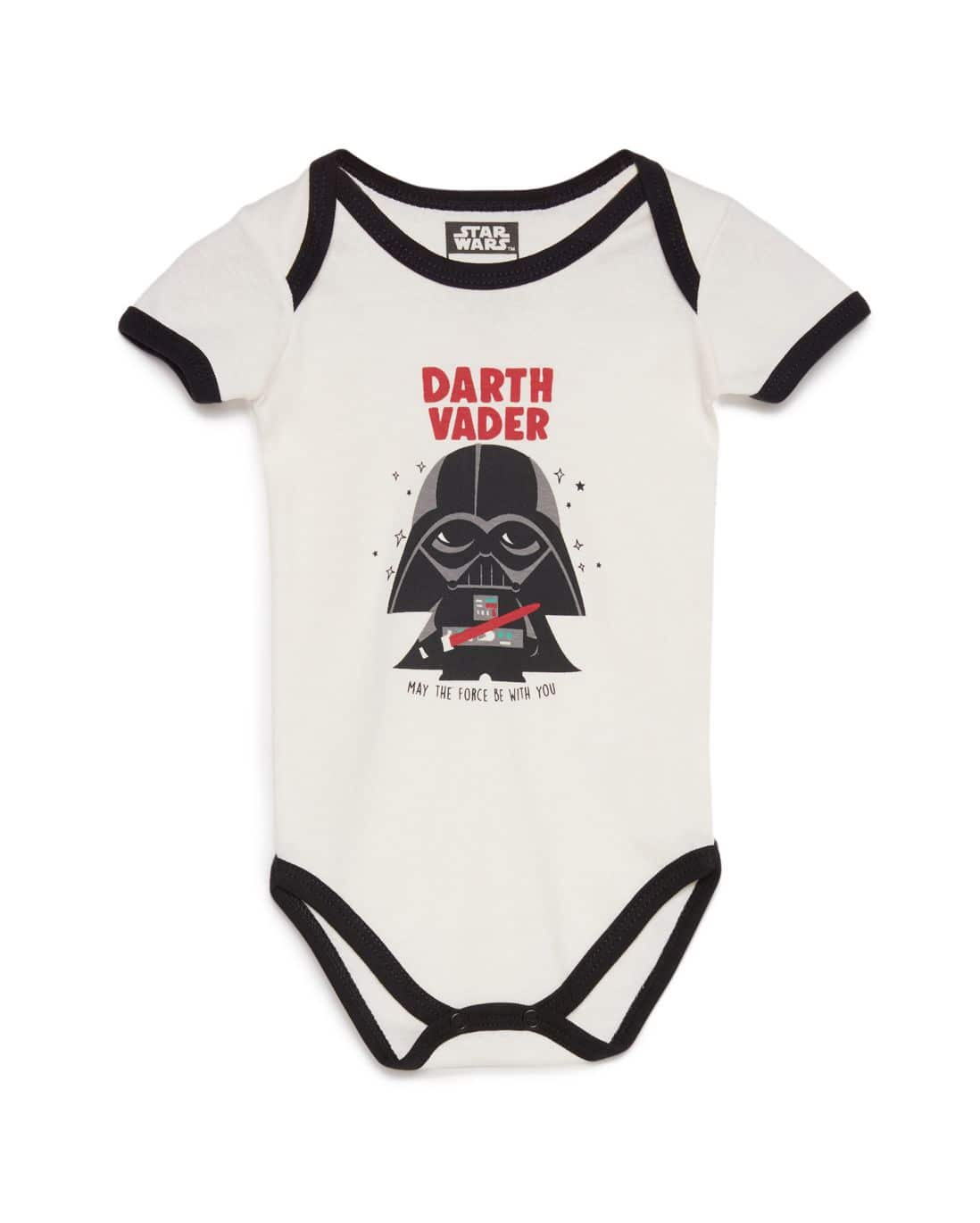 Body Darth Vader Star Wars - Branco