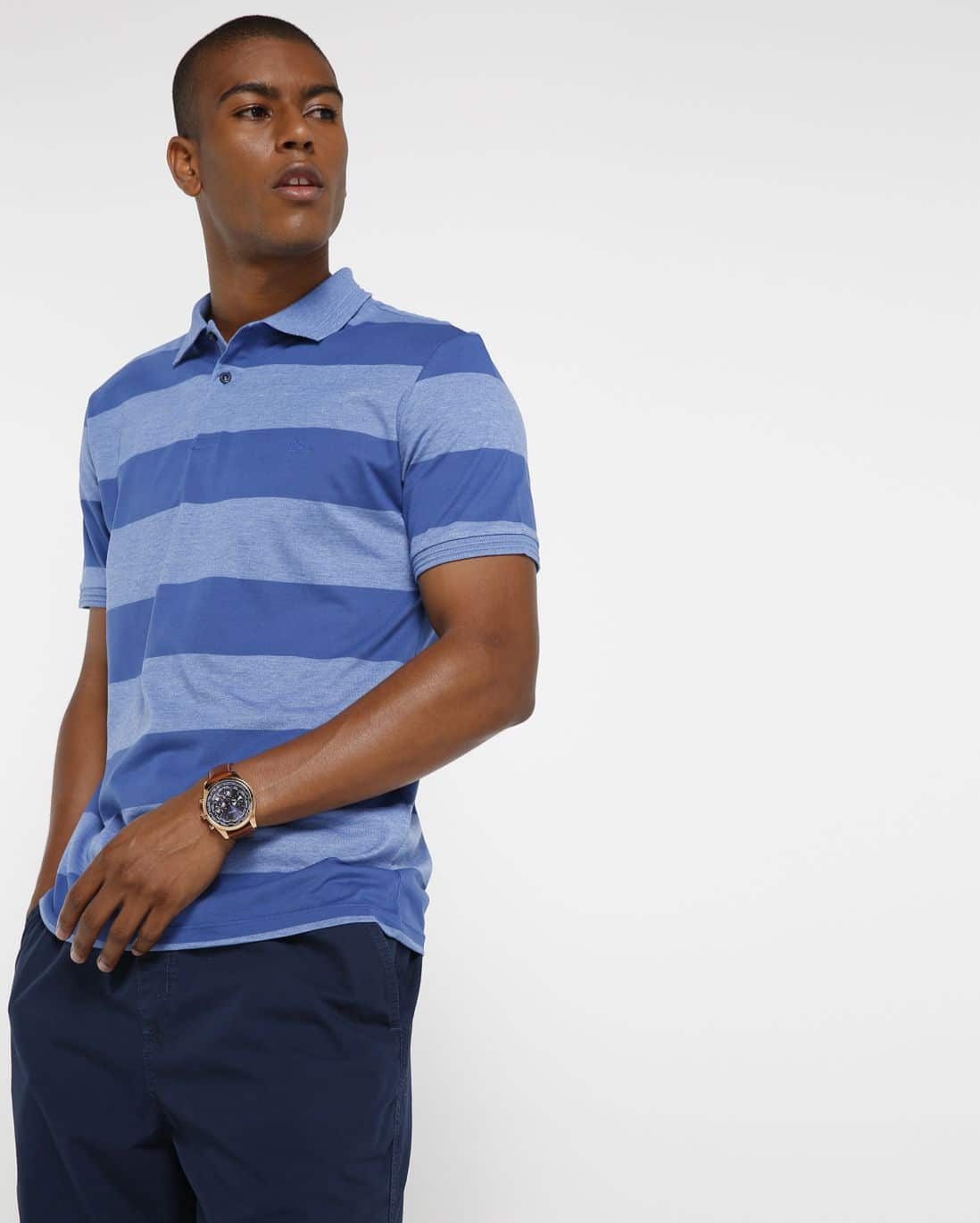Camisa Polo Regular Fit Listrada