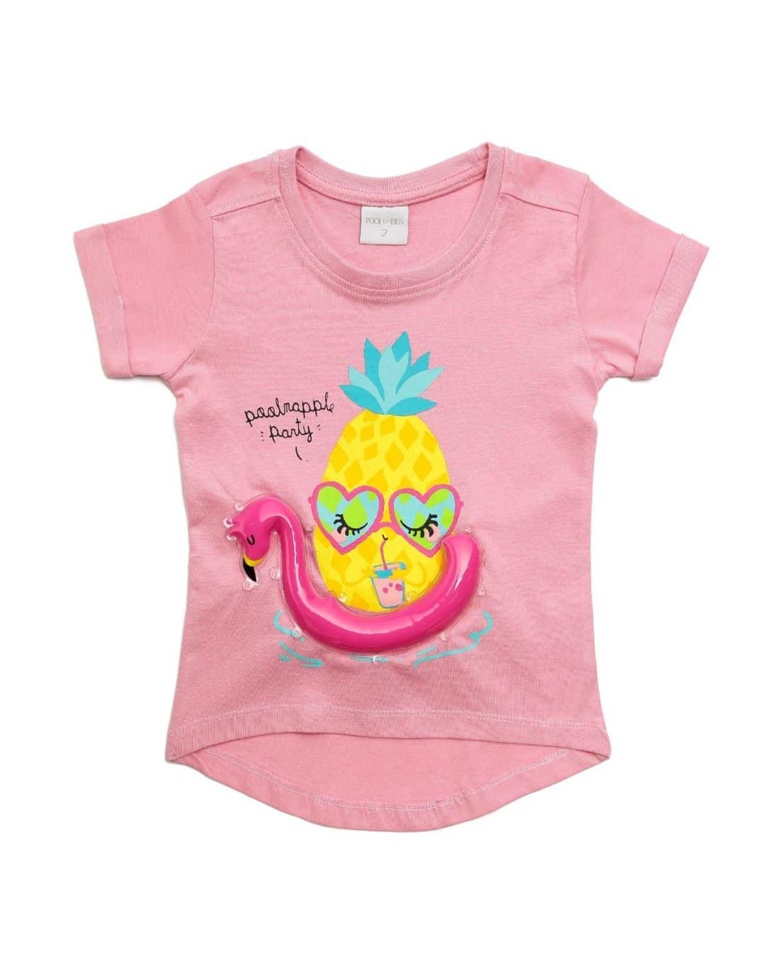 Camiseta Interativa Poolnapple Party