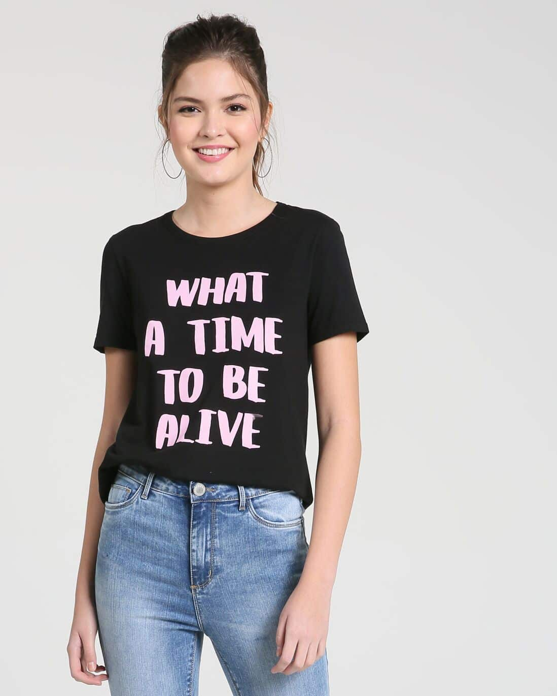 Camiseta What a Time