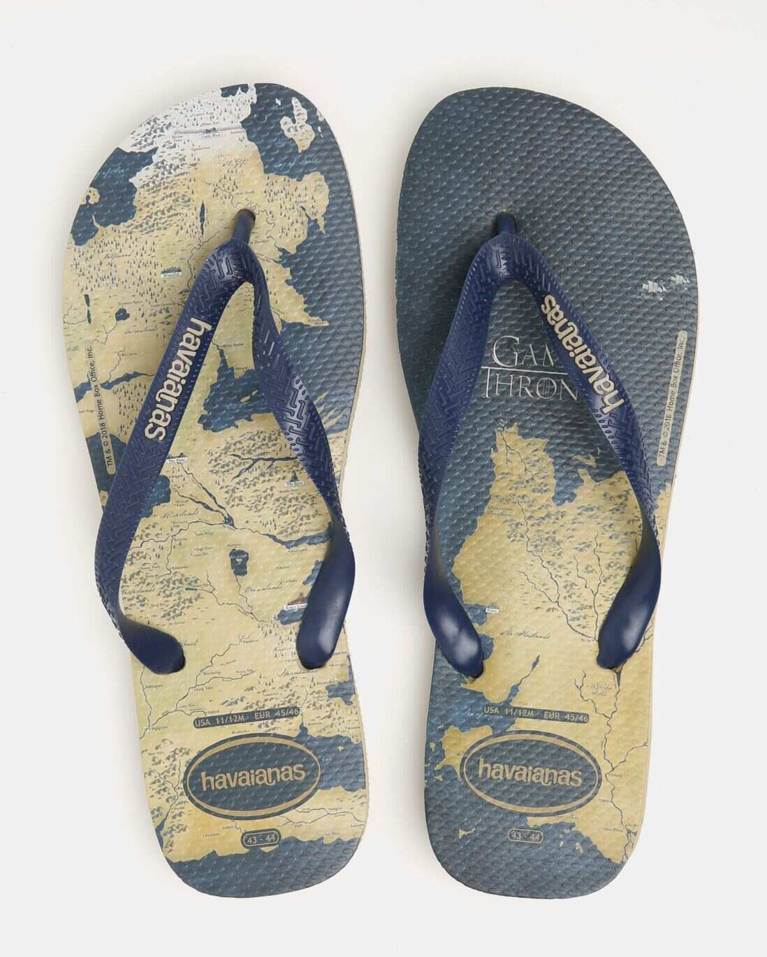 Chinelo Game Of Thrones Havaianas