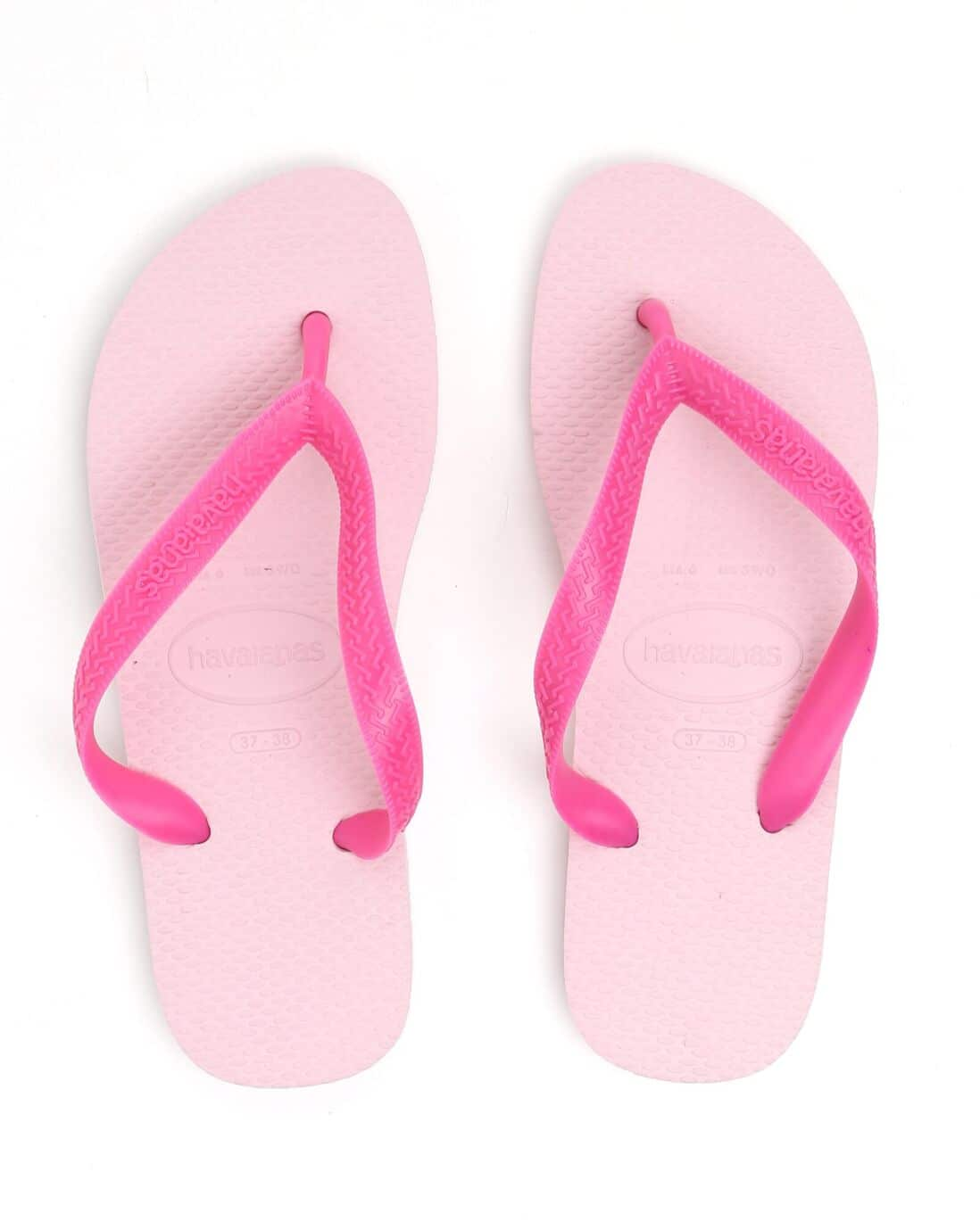 Chinelo Tiras Color Mix Havaianas - Rosa