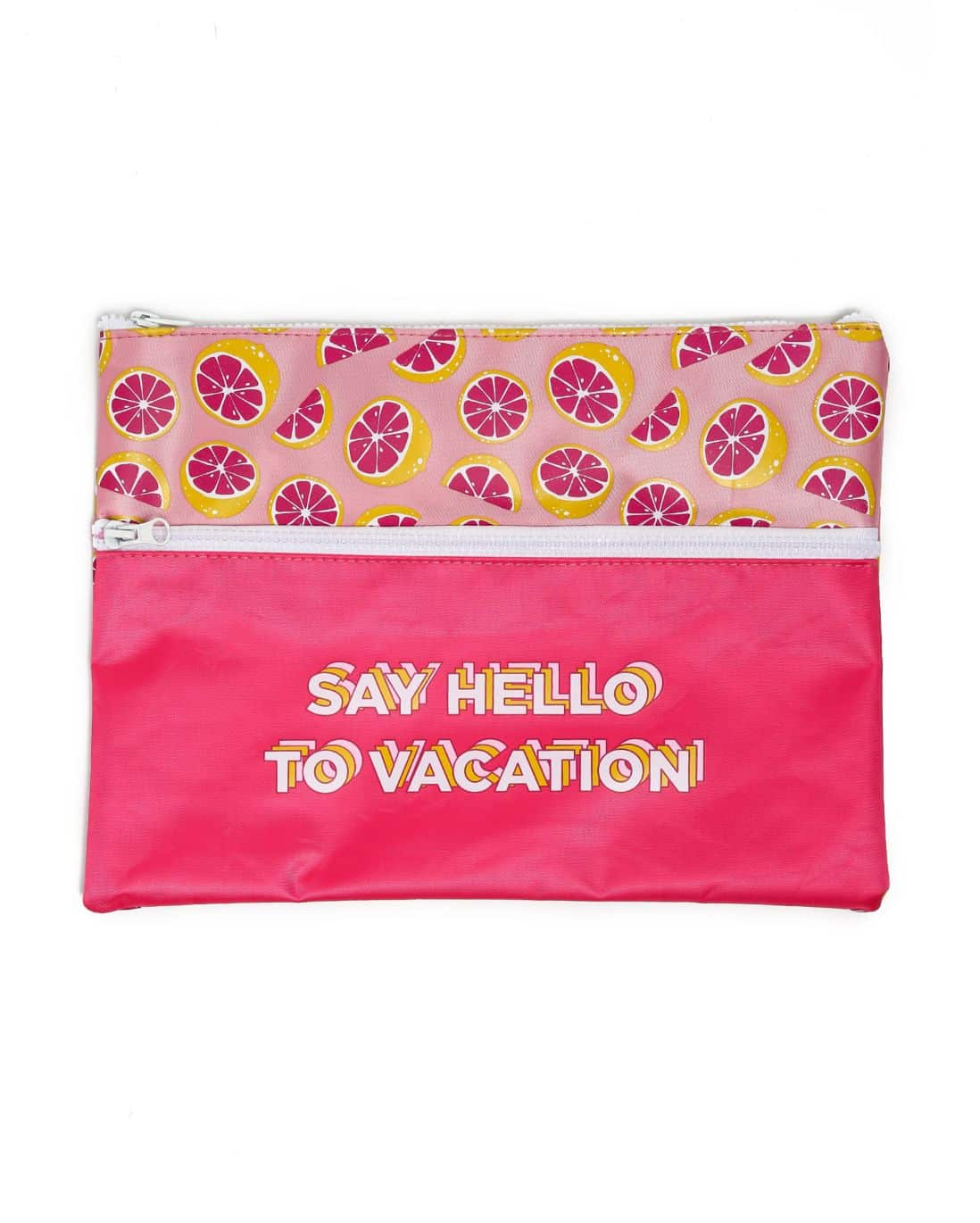 Porta Documento Say Hello To Vacation