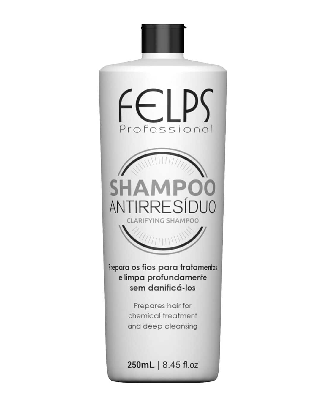 Shampoo Antirresíduo Felps Professional 250ml