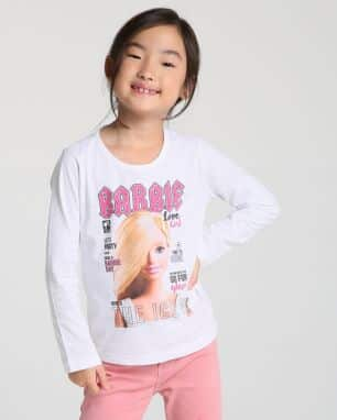 blusa cover girl barbie foto: still