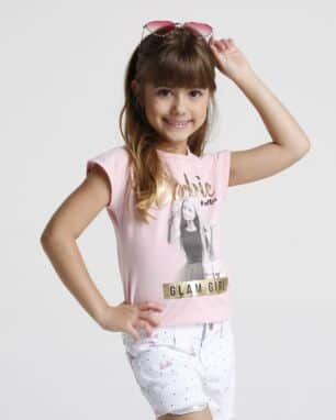 blusa glam girl barbie foto: still