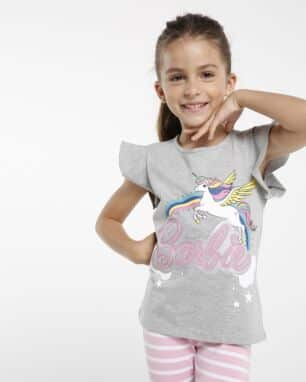 blusa unicornio barbie foto: still