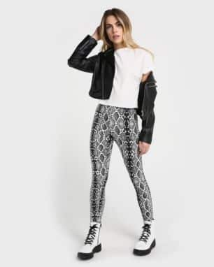 calca legging animal print cobra foto: still