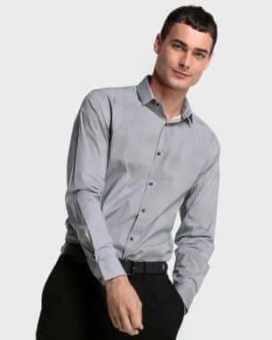 Camisa Slim Illusion