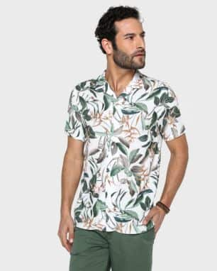 camisa tropical foto: still