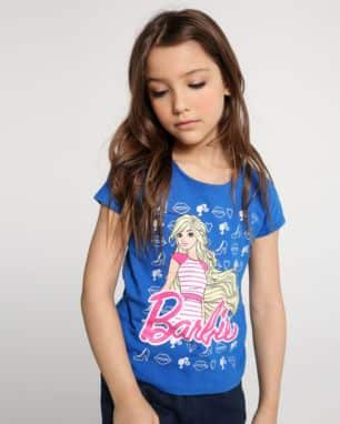 camiseta fashion barbie foto: still