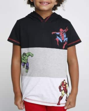 Camiseta Marvel Personagem e707dc65e6ff0