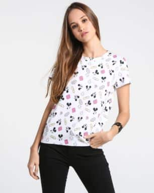 camiseta mickey mouse disney foto: still