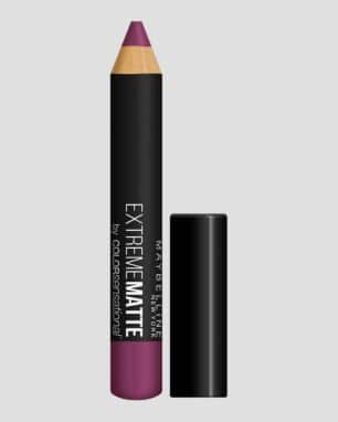 lapis labial color sensational extreme matte 17 maybelline foto: still