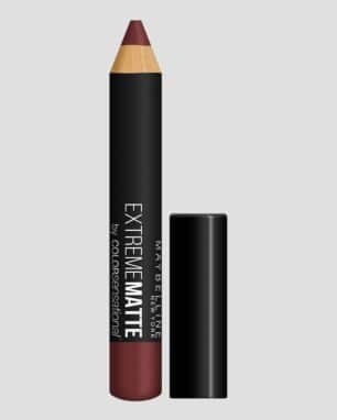 lapis labial color sensational extreme matte 19 maybelline foto: still