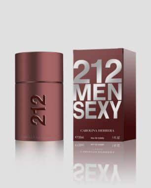 perfume 212 men sexy carolina herrera foto: still