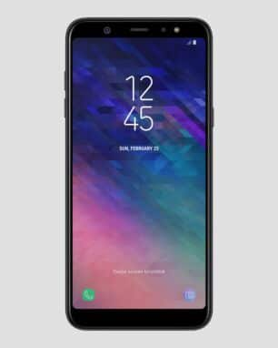 smartphone samsung galaxy a6 plus dual chip android 8 0 tela 6 0 32gb camera 16mp preto foto: still