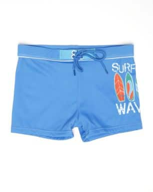Sunga Infantil Boxer Waves