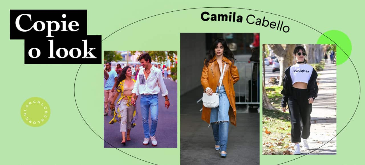 Copie o Look: Camila Cabello