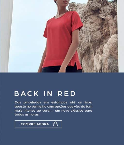 Back in Red