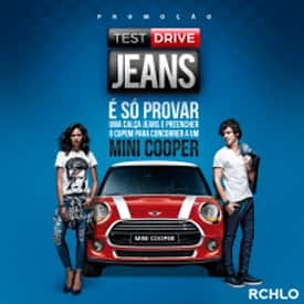 TEST DRIVE JEANS
